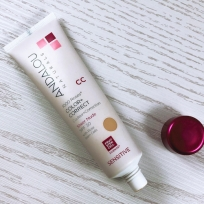 Andalou Naturals Sensitive 1000 Roses CC Color + Correct SPF 30